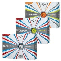 Callaway Supersoft Golf Ball【ゴルフ ボール】