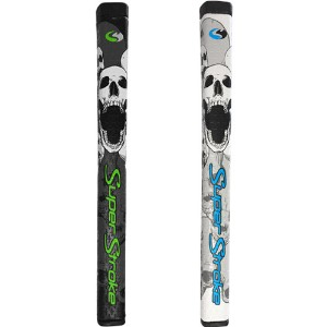 Superstroke Limited Edition Concept Series Skull Grip【ゴルフ ゴルフクラブ>グリップ】