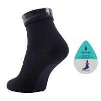 (SEALSKINZ/シールスキンズ)(自転車用靴下/ソックス)Ankle Sock with Hydrostop 111161702