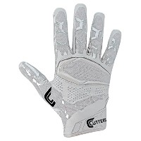 Cutters S541 Rev プロ 3D 2.0 レシーバ, セーフティー, Cornerback Football グローブ with Ultra Sticky C-Tack Grip,...