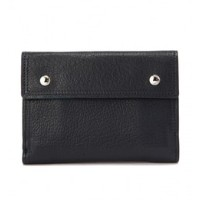 "PORTER×BY  ∴ ""DOUBLE"" SNAP WALLET/財布【ビューティアンドユース ユナイテッドアローズ/BEAUTY&YOUTH UNITED ARROWS メンズ 財布 ネイビー..."