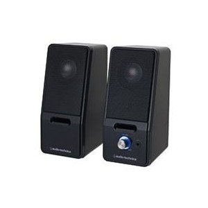 【ACTIVE SPEAKER】audio-technica/アクティブスピーカー/AT-SP121 BK(ブラック)