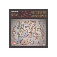 【輸入盤】DAVID CHESKY デヴィッド・チェスキー/JAZZ IN THE NEW HARMONIC(CD)