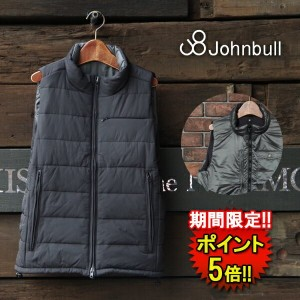 ジョンブル【Johnbull】 TETRATEX INNER DOWN VEST (16504) Men's □ 05P03Dec16 ※返品不可※