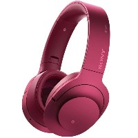 SONY ソニー ワイヤレスヘッドホン h.ear on Wireless NC MDR-100ABN-P ボルドーピンク 【即納・送料無料】【02P03Dec16】