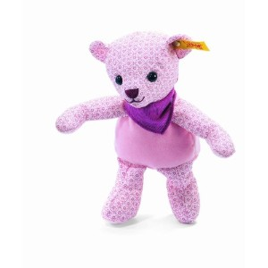 Steiff 238130 シュタイフ ぬいぐるみ テディベア 20cm Little Circus Teddy Bear for Newborn (Pale Pink)