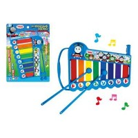 きかんしゃトーマス 楽器 木琴 Thomas & Friends baby Toy ground color xylophone