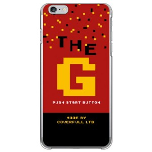 【送料無料】 Cf LTD ゲーム イニシャル G (クリア) / for iPhone 6 Plus/Apple 【Coverfull】アップル iphone6 plus iphone6 plus...