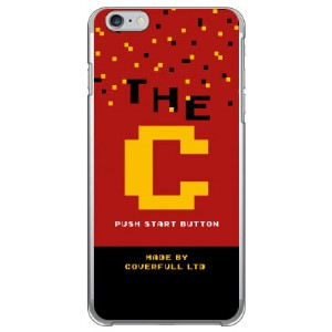 【送料無料】 Cf LTD ゲーム イニシャル C (クリア) / for iPhone 6 Plus/Apple 【Coverfull】アップル iphone6 plus iphone6 plus...
