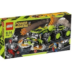 LEGO (レゴ) Power Miners Exclusive 限定品 Set #8708 Cave Crusher ブロック おもちゃ
