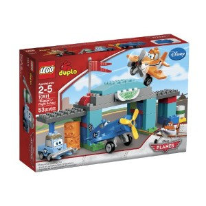 LEGO ディズニー☆ Planes Skipper's Flight School