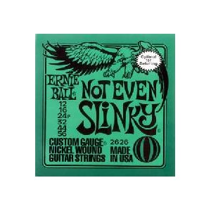 *【ERNIE BALL(アーニーボール) エレキギター弦 】Not Even Slinky #2626