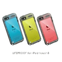 《 LIFEPROOF 》Gen for iPod Touch 5th/6th : 【 安心補償 / スマホ防水ケース / 耐衝撃 】 《 ライフプルーフ アップルタッチ5 》