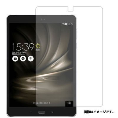 ASUS ZenPad 3S Z500KL 10 LTE 用 [10] 【超撥水 すべすべタッチ 抗菌 クリアタイプ】 液晶保護フィルム ★