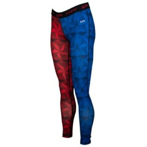 【送料無料】Eastbay EVAPOR Compression コンプレッション Tights Tights タイツ - Womens レディース Royal Patriot/Scarlet