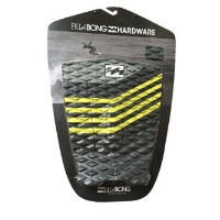 BILLABONG TIMES SQUARE 3 PIECE TAIL PAD ビラボン パッド  BLACK/GREY/YELLOW