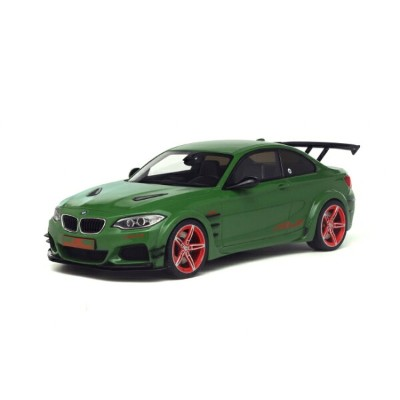 GT SPIRIT 1:18 2015年モデル ACシュニッツァー ACL2 グリーンBMW M 235i AC Schnitzer ACL2 Coupe year 2015 green 1:18...