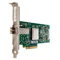 QLogic QLE2560 Fibre Channel Host Bus Adapter - 1 x LC - PCI Express - 8Gbps