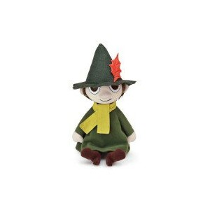 MOOMIN CHARACTERS(ムーミンキャラクターズ) Out of the pages スナフキン 562671/インテリア 寝具 収納 インテリア小物 置物 キャラクターグッズ ムーミン