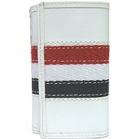UPPER WEST キーケース WOVEN KEY CASE TRICOLORE UWT308 [正規代理店品]