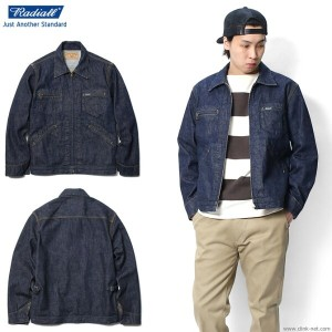 【RADIALL/ラディアル】RADIALL MODEL-A JACKET (ONE WASH)
