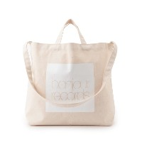 【bonjour records】SHOULDER TOTE