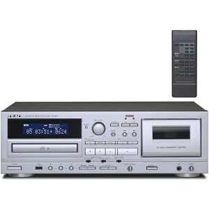 TEAC AD-850-S カセットデッキ/CDプレーヤー ティアック AD850