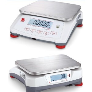 Ohaus Valor V71P6T Compact Portable Bench Checkweigher Scale Capacity 15 lbs / 6kg Readability 0...