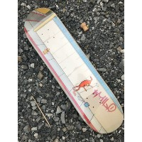 【TOY MACHINE】8.0 BENNETT GRAFFITI SECT SKATEBOARD DECKトイマシーン スケートボード デッキ