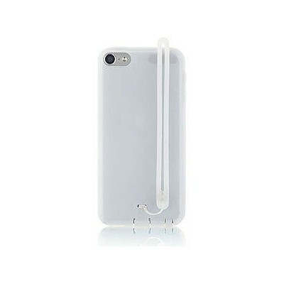 iPod touch 6G専用シリコンケース(クリア) TR-SCTC15-CL