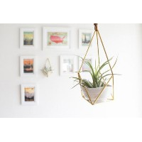 HANDMADE SAM*MADE | THE PLANTER | AIR PLANT HOLDER (吊下げ鉢) | プラントホルダー