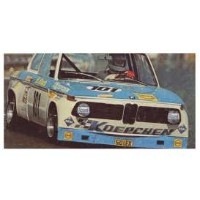 Minichamps 1:18 1971年 BMW 2002 1971 BMW 2002 Koepchen BMW Tuning Stuck Internationales Adac 500km...