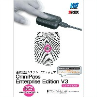 OmniPass Enterprise Edition V3 クライアント5ライセンス SREX-OPEEV3-CL5 【RCP】rpup3