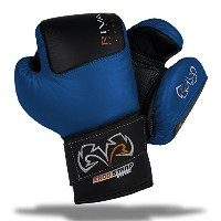 RIVAL BOXING グローブ-RB50 BAG グローブ (BLUE, LARGE) (海外取寄せ品)