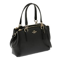 コーチ COACH 2wayショルダーバック Xgrn Mini Christie 57265 LIBLK