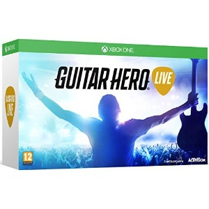 Guitar Hero Live with Guitar Controller (Xbox One) by ACTIVISION [並行輸入品]