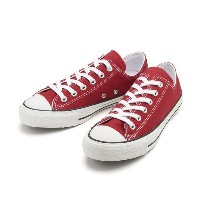 【CONVERSE】 コンバース ALL STAR 100 COLORS OX オールスター 100 カラーズ オックス 32861792 RED