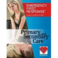 PADI Emergency First Response (EFR) Primary and Secondary Care Scuba Manual by Padi