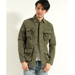 【AKM】JUNGLE FATIGUE JKT ジャケット