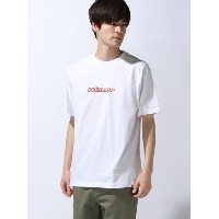 DOUBLE STEAL SMALL BASIC LOGO Tシャツ ダブルスティール カットソー