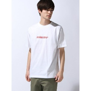 DOUBLE STEAL SMALL BASIC LOGO Tシャツ ダブルスティール