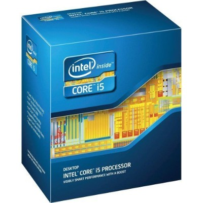 Intel CPU Core i5 3470S 2.9GHz 6M LGA1155 Ivy Bridge BX80637I53470S【BOX】