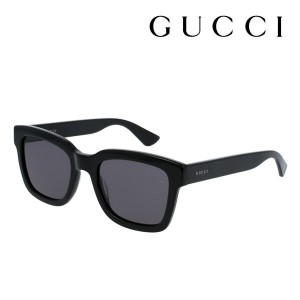 【GUCCI】 グッチ サングラス 正規販売店 アレッサンドロ・ミケーレデザイン GG0001S 001 POP WEB Made In Italy DEAL ウェリントン