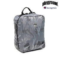 Champion PLAYGROUND SHOES BAG (2色展開) 【17SS-I】【30】【sale0123】