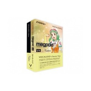 インターネット VOCALOID 4 SP Megpoid V4 Native