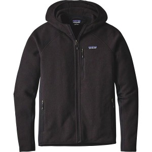 パタゴニア Patagonia メンズ アウター ジャケット【Performance Better Sweater Hooded Fleece Jacket】Black
