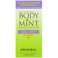(Body Mint) BodyMint Dietary Supplement 60 Count