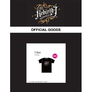 JYJ キム・ジェジュン 2017 THE REBIRTH OF J ASIA TOUR in JAPAN OSAKA 公式コンサートグッズ T-SHIRT