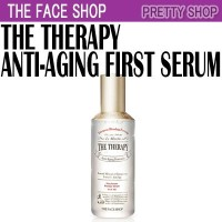 ★The Face Shop★[First Serum] The Therapy Anti-Aging First Serum(130ml)