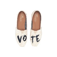 (TOMS) Classic Canvas Vote (For Women)